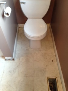Toilet - Before